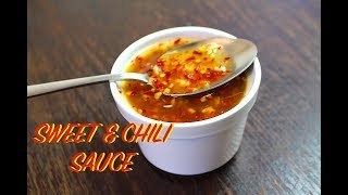 SWEET & CHILLI SAUCE *COOK WITH FAIZA*