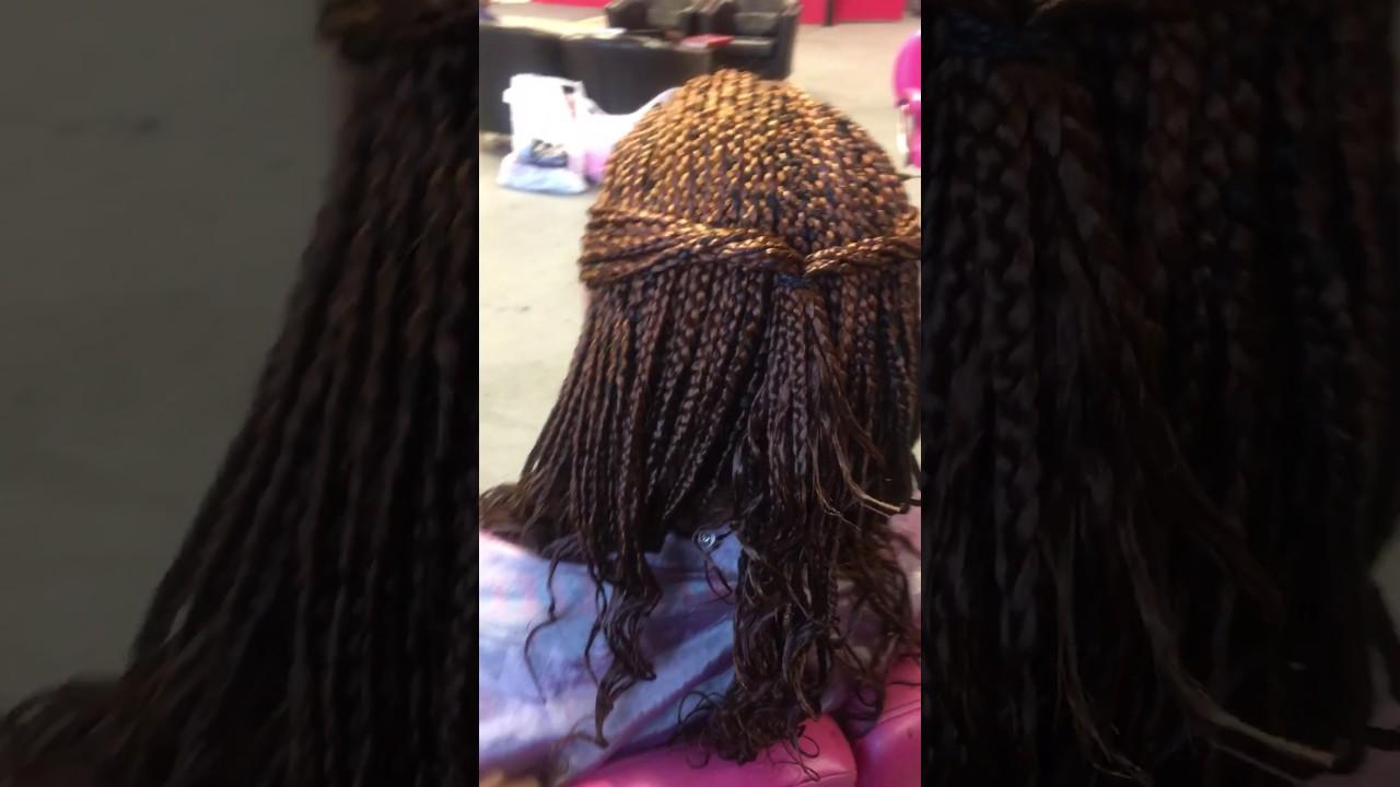 Sha Tari Braid Amp Weave Salon Youtube