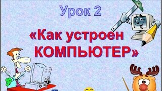 КАК  УСТРОЕН  КОМПЬТЕР УРОК 2/Software Packages / lesson 2