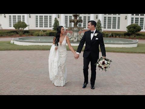 Luxmore Grande Estate Wedding | Kristina + Dillon