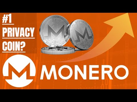 Monero XMR | Will Monero be the #1 Privacy Coin?