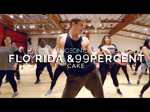 Flo Rida & 99 Percent  Cake  The Fitness Marshall Choreography  DanceOn Class
