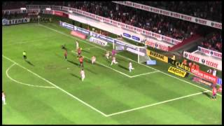 Resumen: Veracruz 3 - 0 Toluca, Jornada 7 del Clausura 2015