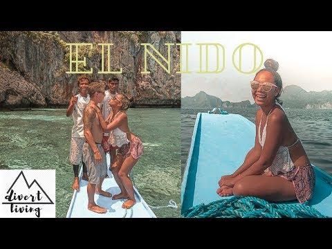 Travel EL NIDO Best PHILIPPINES ISLAND Hopping 🌴