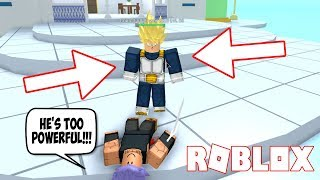 Training in The Hyperbolic Time Chamber with GOKU | Roblox Dragon Ball Z Final Stand | iBeMaine