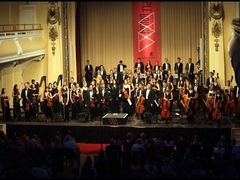LJUBLJANA INTERNATIONAL ORCHESTRA : C. Debussy: A., Dvořák: Symphony No. 9.