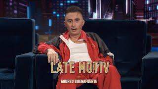 LATE MOTIV - Beŗto Romero. C. Tangana (El Narigueño) | #LateMotiv912