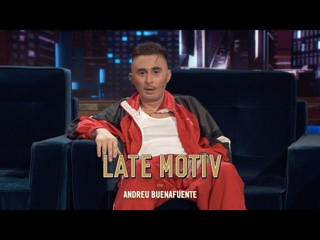 LATE MOTIV - Berto Romero. C. Tangana (El Narigueño) | #LateMotiv912
