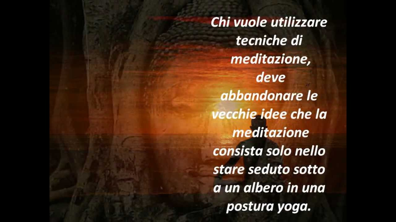 meditazioni osho
