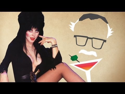 Elvira Cassandra Peterson  Cocktails with Stan  Ep9