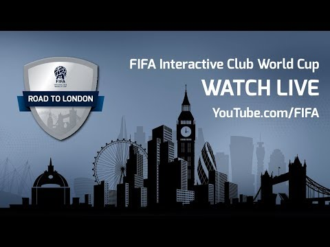 FIFA Interactive Club World Cup 2017 - Part1
