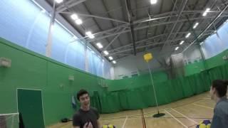 Bristol Uni Korfball - Training