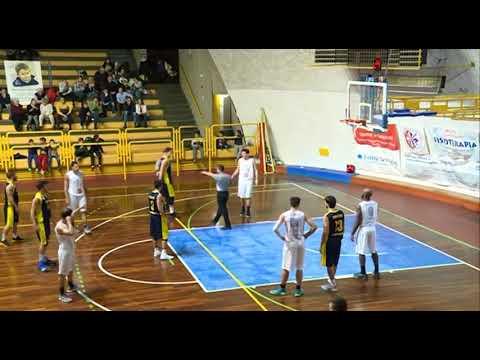 LNP Serie B 17 18 Girone A Fiorentina Basket vs Piombino