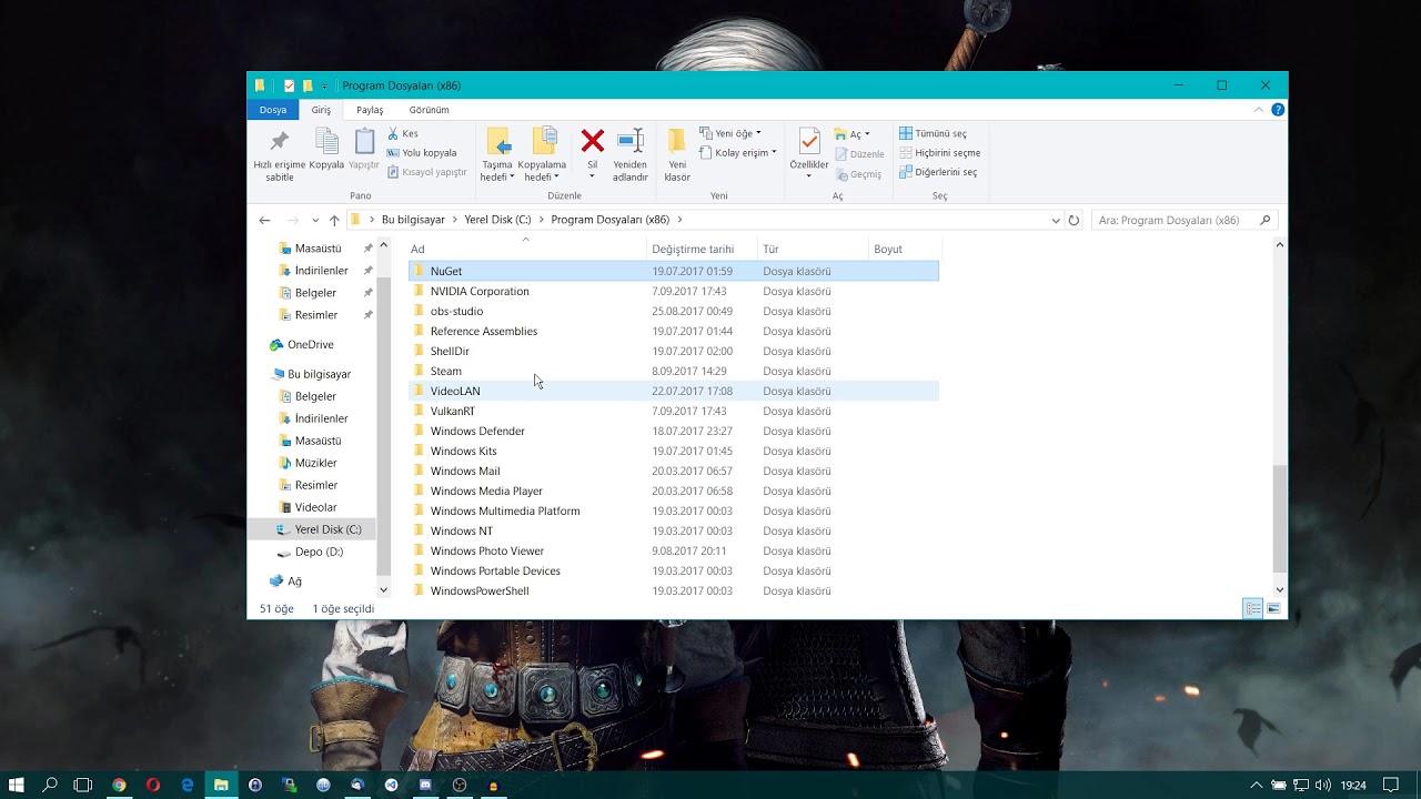 NVIDIA Denetim Masası Yok Sorununun Çözümü (DDU Gerektirmez)