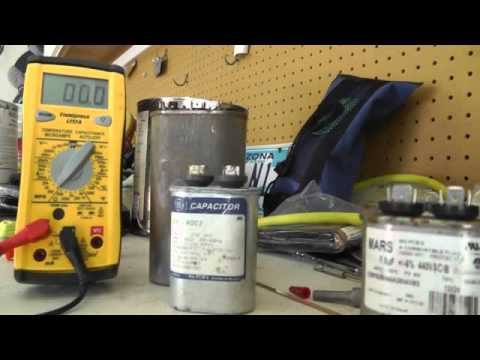 Test a Capacitor Under a Load with the Supco®-Redfish iDVM550 Wireless Clamp Meter from YouTube · Duration:  3 minutes 46 seconds