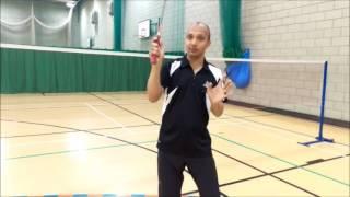 Video Badminton Fundamentals - Holding the Grip download MP3, 3GP, MP4, WEBM, AVI, FLV Juni 2018