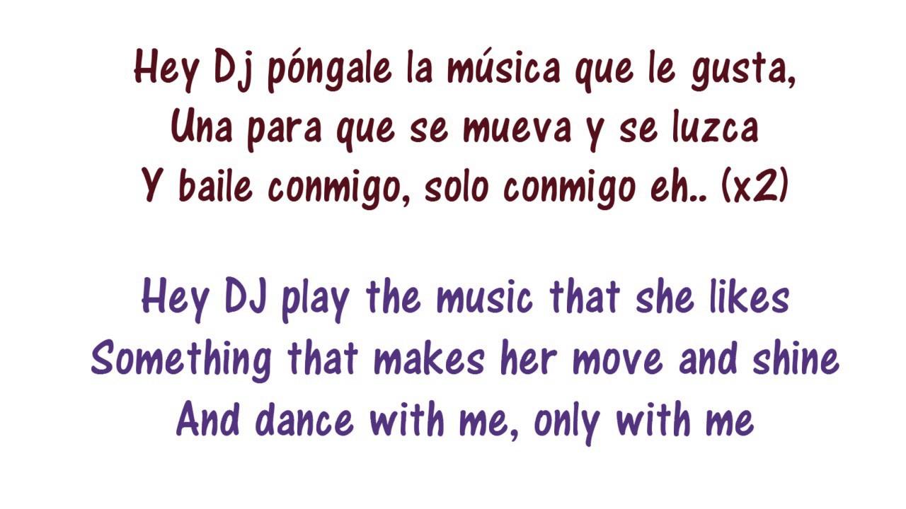 dj song  english