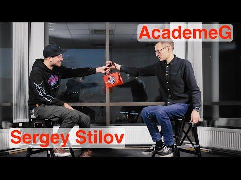 Сергей Стилов. STILOVDAILY. От уличных гонок до профессионального спорта