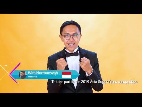 2019 ASIA SUPER TEAM - YUK IKUTAN JALAN-JALAN GRATIS KE TAIWAN, ADA HADIAH RATUSAN JUTA RUPIAH!