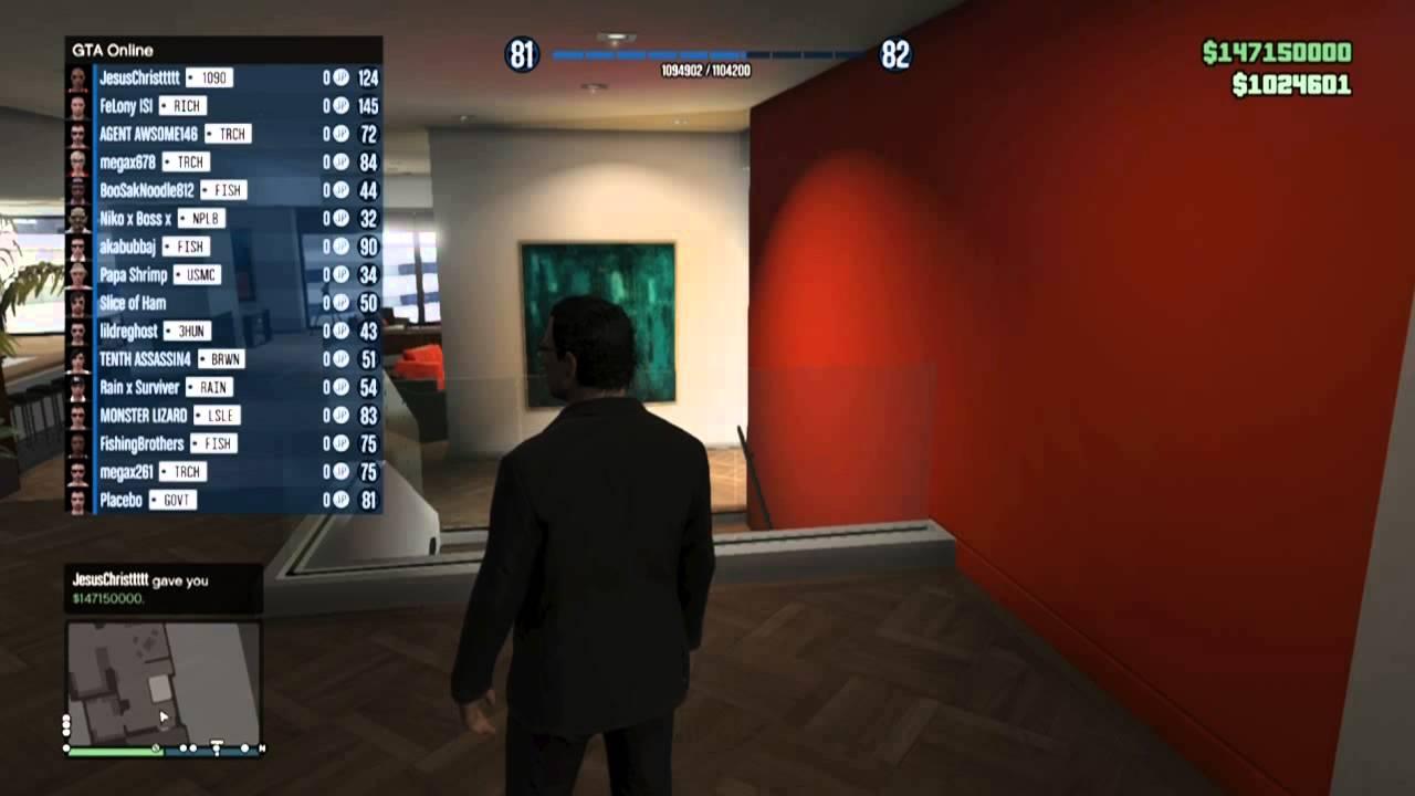 Gta 5 Online Geld Ps4