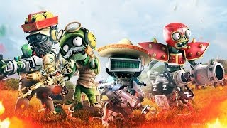 Plants Vs Zombies Garden Warefare Night Live Streaming