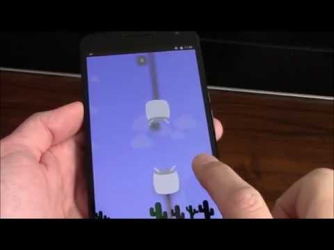 Android Marshmallow Easter Egg Game!