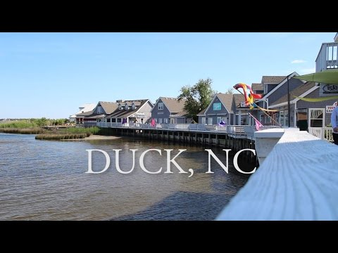 Outer Banks Town Spotlight: Duck, NC