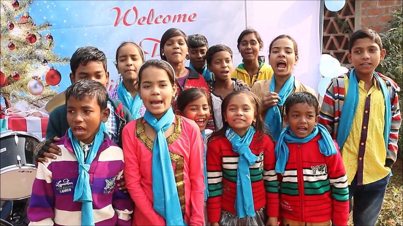 merry christmas and happy new year from children of india vision foundation 1