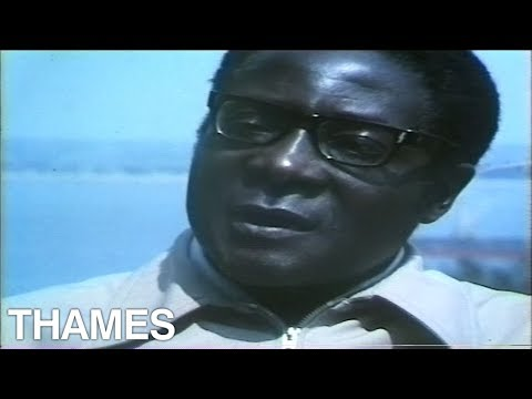 Zimbabwe - Robert Mugabe - Rhodesia Documentary Part - 1977