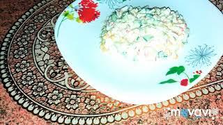 Классический крабовый салат согурцом.