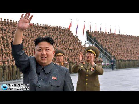 KIM JONG-UN VISITING MOSCOW - TheGRID NETWORK