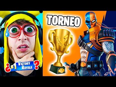 TORNEO de **SUPERVILLANO** DC en Fortnite Battle Royale!! (Copa Skin Gratis Challenge)