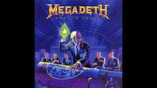 Megadeth - Take No Prisoners (Original) HD