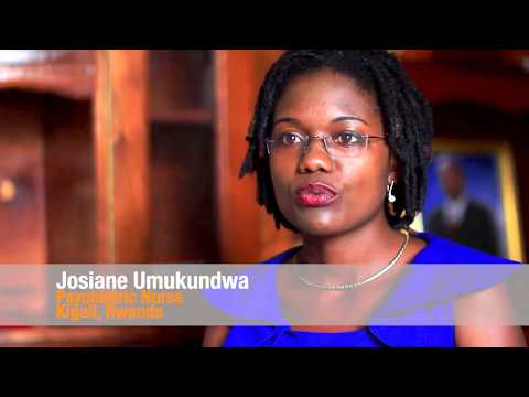 GEI Multicultural Trauma Treatment in Rwanda