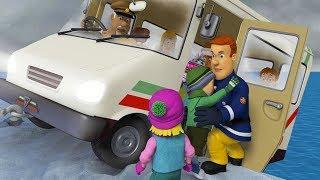 Sam il Pompiere italiano nuovi episodi   Il cane da fiuto - Raccolta 🔥Cartoni animati