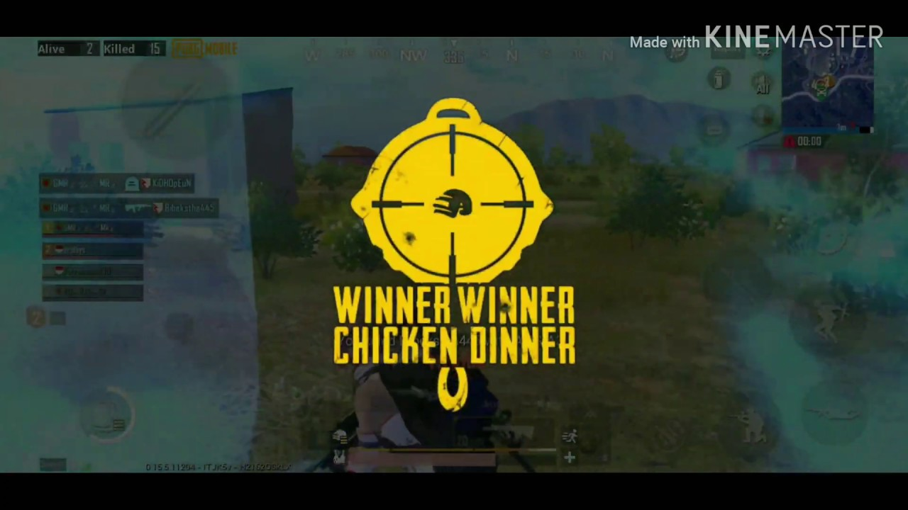 PUBG MOBILE | FUN GAMEPLAY TWO CHICKEN DINNER  SOLO Kills 22+14 AWM,M416,Barrel