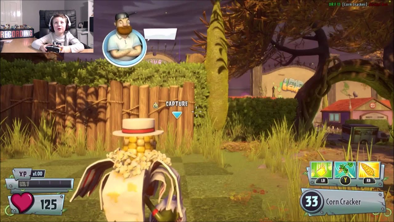 Plants vs Zombies Garden Warfare 2 [2] LOADS OF GIFTS AND STICKER ...