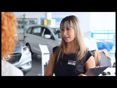 Mazda CX9 туристический тест драйв