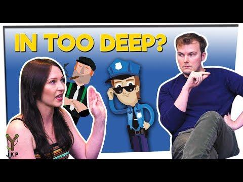 MAFIA | In Too Deep Ft. | Gina Darling, Steve Greene & Nikki Limo