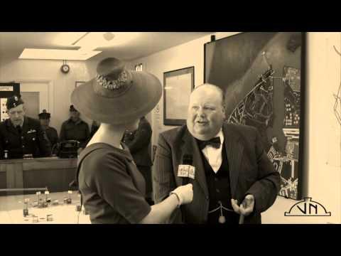 Winstan Churchill Interview