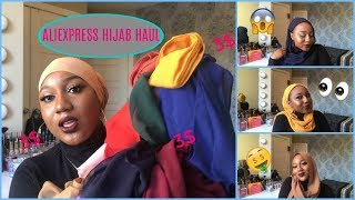HOW TO GET YOUR HANDS ON THE CHEAPEST CHIFFON HIJABS !! ONLY 3$! | ALIEXPRESS | ft Haul | ItsMissK