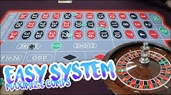 EASY ROULETTE SYSTEM FOR MAXIMIZING COMPS | 24+8 Roulette System Review