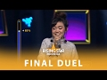 Indah Galinda quot Side To Side quot Final Duel 2 Rising Star Indonesia 2016