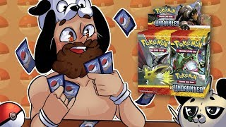 Amazing Set, AMAZING PULLS! My New Favorite Set?! - POKEMON HS UNDAUNTED OPENING