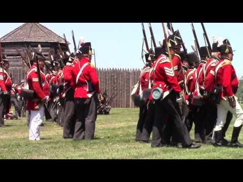Battle of Ft George Pt 1
