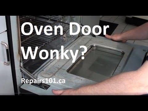 Oven Door Wonky Youtube