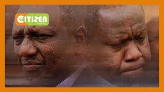 Naibu rais William Ruto amkemea na kumkosoa waziri Fred Matiangi kufuatia matamshi yake