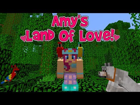 THE QUEST FOR PARROTS! | Amy's Land Of Love! Ep.187