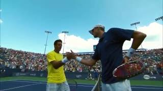 Isner Fights Past Del Potro In 2013 Cincinnati Classic Moment