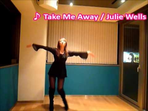 Take Me Away / Julie Wells 【Techno Maniac 017】【Techpara】